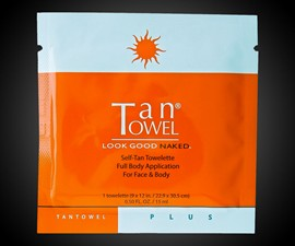 Look Good Naked Self-Tan Towelettes