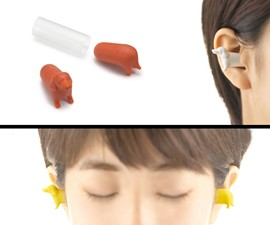 Wiener Dog Earplugs