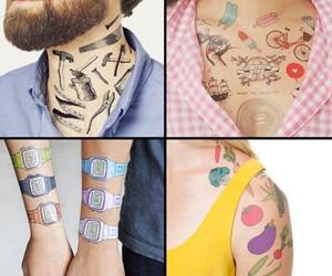 Tattly Designer Temporary Tattoos