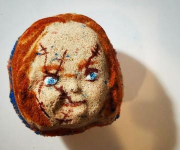 Chucky Bath Bomb
