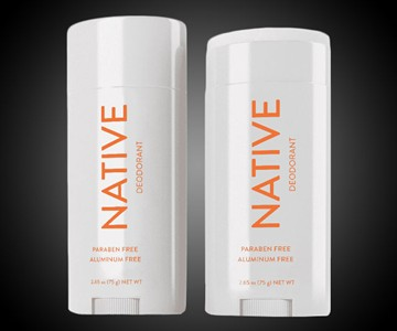 Native Pumpkin Spice Latte Deodorant