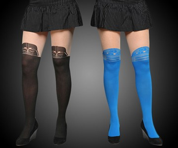 Star Wars Thigh-Hi Style Tights