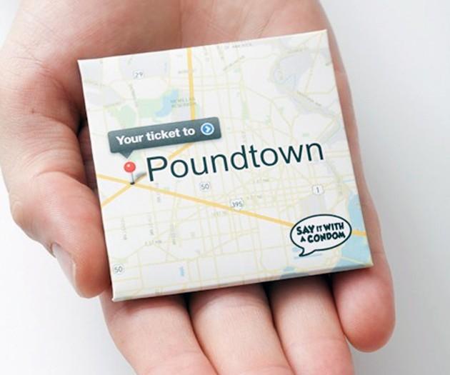 Poundtown Condom