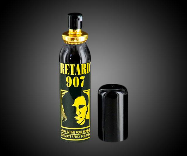 Ruf Retard 907 - Intimate Spray for Men