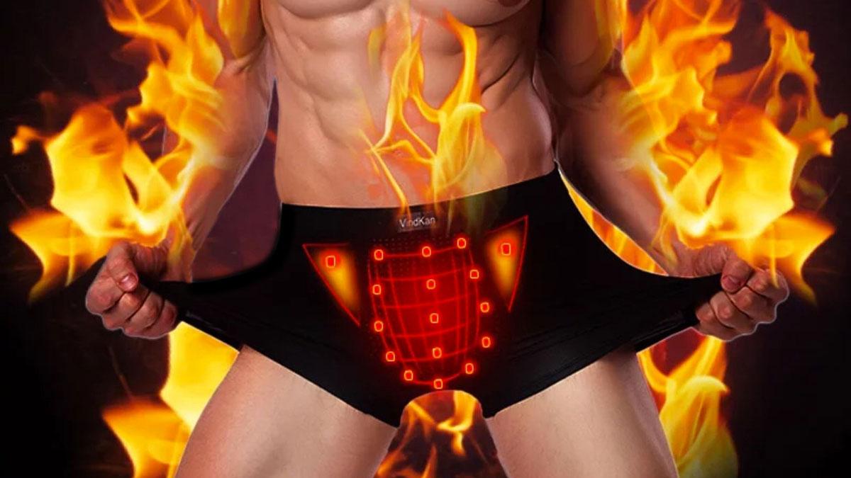 VindKan Penis Enlargement Underwear