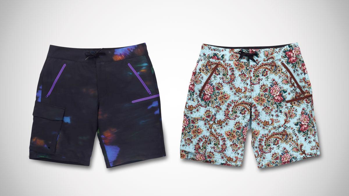 Burton Mine77 Weatherley Board Shorts
