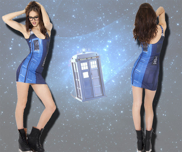 Dr. Who Dress