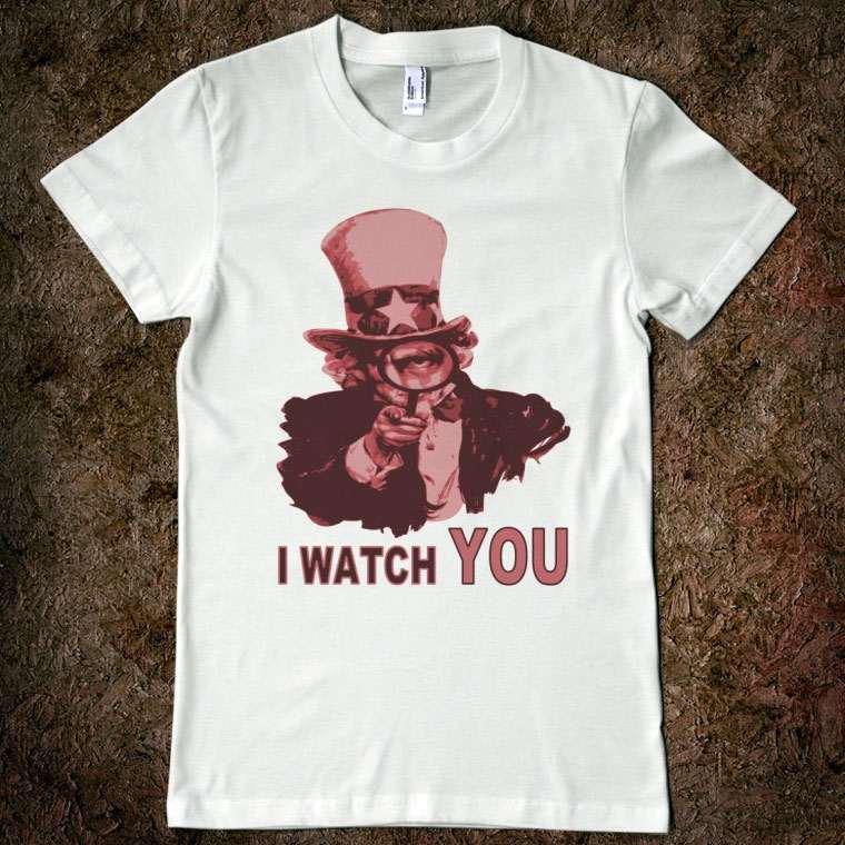I Watch You T-Shirt