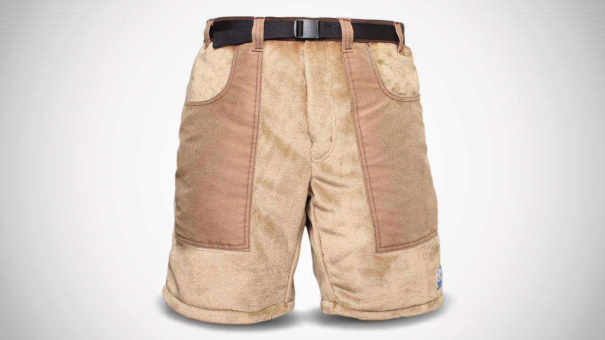 Polar Shorts - Fleece Shorts for Spring & Fall