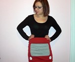 Etch A Sketch Skirt-2381