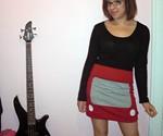 Etch A Sketch Skirt-7111