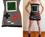 Nintendo Gameboy Dress-2