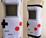 Nintendo Gameboy Dress-8