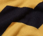 Charlie Brown Cashmere Sweater Closeup