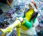 Rogue From X-Men Costume