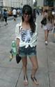 Black Skeleton Swimsuit-9668