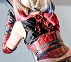 Arkham Harley Quinn Costume-242