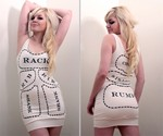 Cuts of Meat Dress