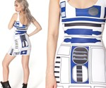 R2D2 Tank Dress