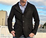 Reversible Smoking Jackets