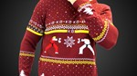 Street Fighter Ugly Christmas Sweater