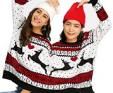2-Person Ugly Christmas Sweaters