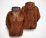 3D Printed Bigfoot Fashion