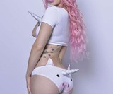 3D Unicorn Underwear