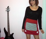 Etch A Sketch Skirt-7111