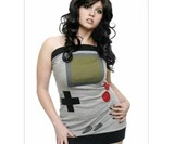 Nintendo Gameboy Dress-28