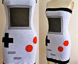 Nintendo Gameboy Dress-8