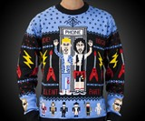 Bill & Ted Ugly Christmas Sweater