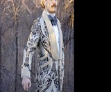 Brocade Dinner & Smoking Jacket