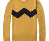 Charlie Brown Cashmere Sweater
