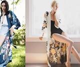 Charmeuse Kimono Robe