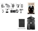 Compact Suit Folder