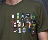 Decorated Nerd T-Shirt