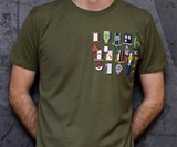 Decorated Nerd T-Shirt