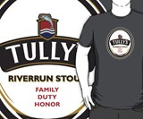 Game of Thrones Tully Beer Label