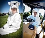 Griz Coat - Polar Bear Version