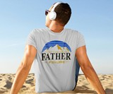 It's Not a Dad Bod It's a Father Figure T-Shirt