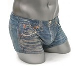 Jean Shorts Underwear