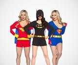 Ladies' Superhero Rompers