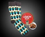 Lemon Sox - Scented Socks in a Can