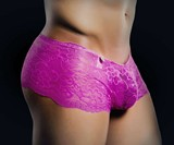 Manties Men's Lace Boxers