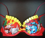 Marvel Comics Bra