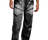 Men's Faux Denim Pajama Pants