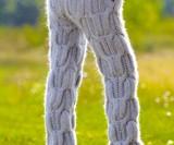 Mohair Pants