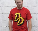 Nickelodeon Double Dare T-Shirt in Red