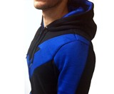 Nightwing Hoodie - Profile View